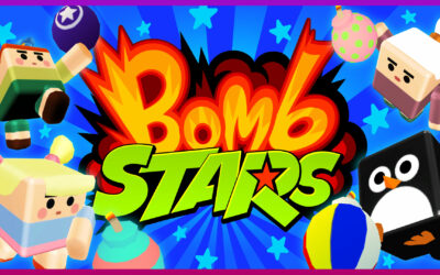 We tried Bomb Stars – mobile battle-royale game