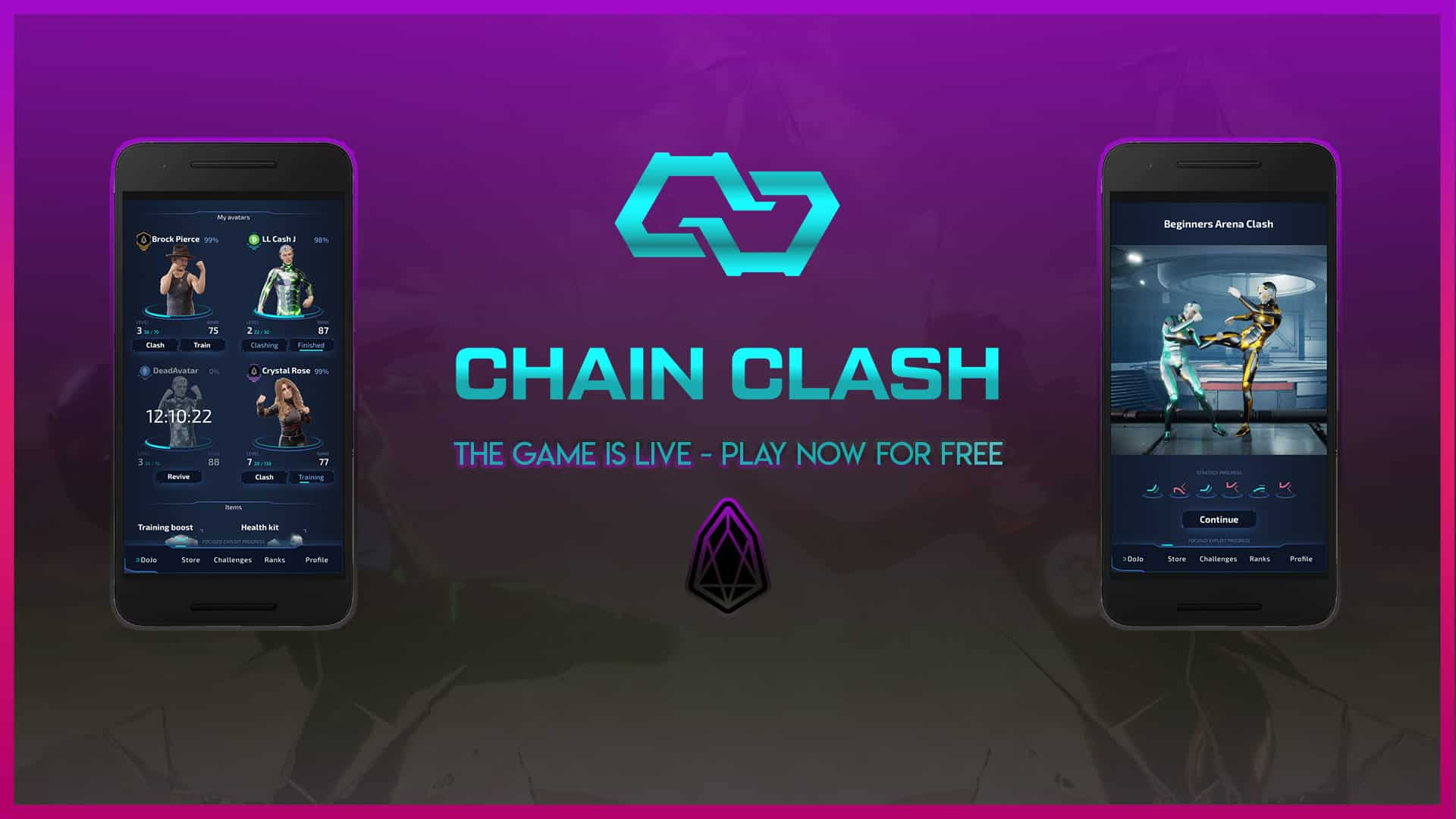 Chain Clash is live