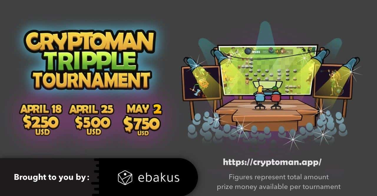 Cryptoman tournament