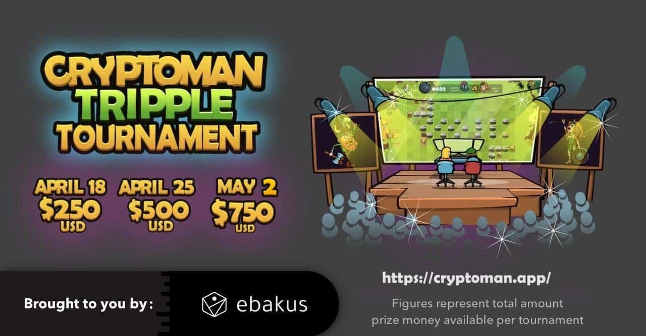 Cryptoman tournament