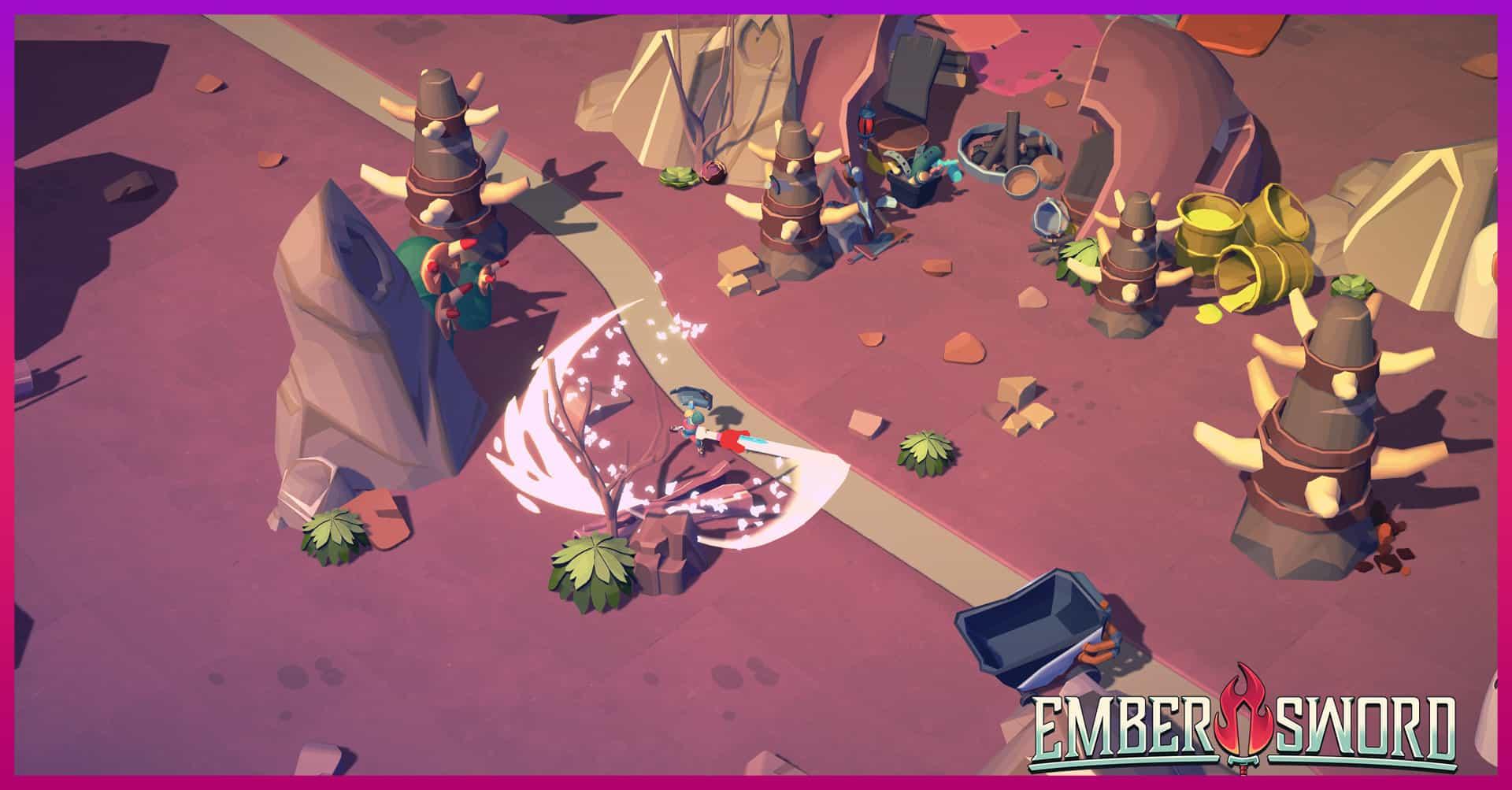 Ember Sword MMORPG Game Raises 700k in funding round