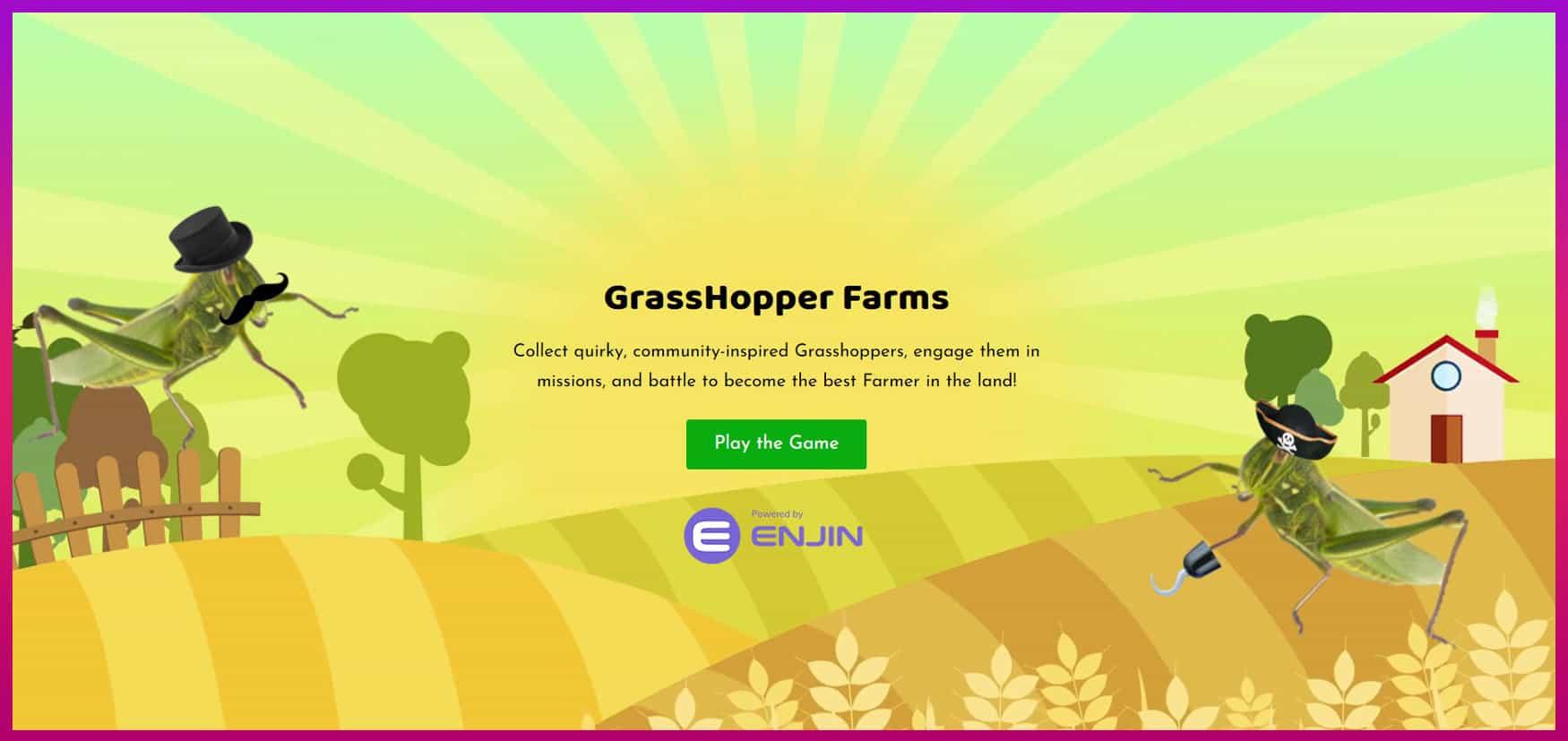 grasshopper farm