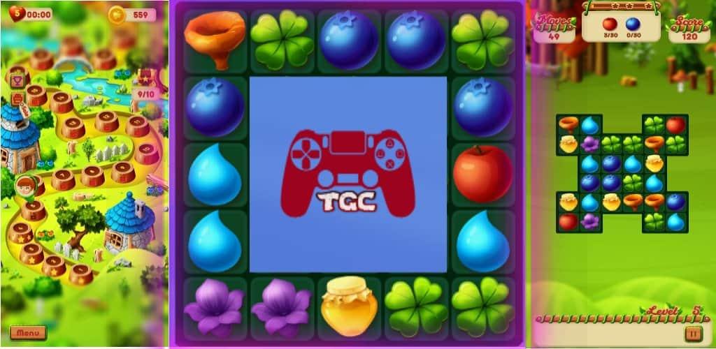 TronGameCenter Mobile Game BTT Rewards