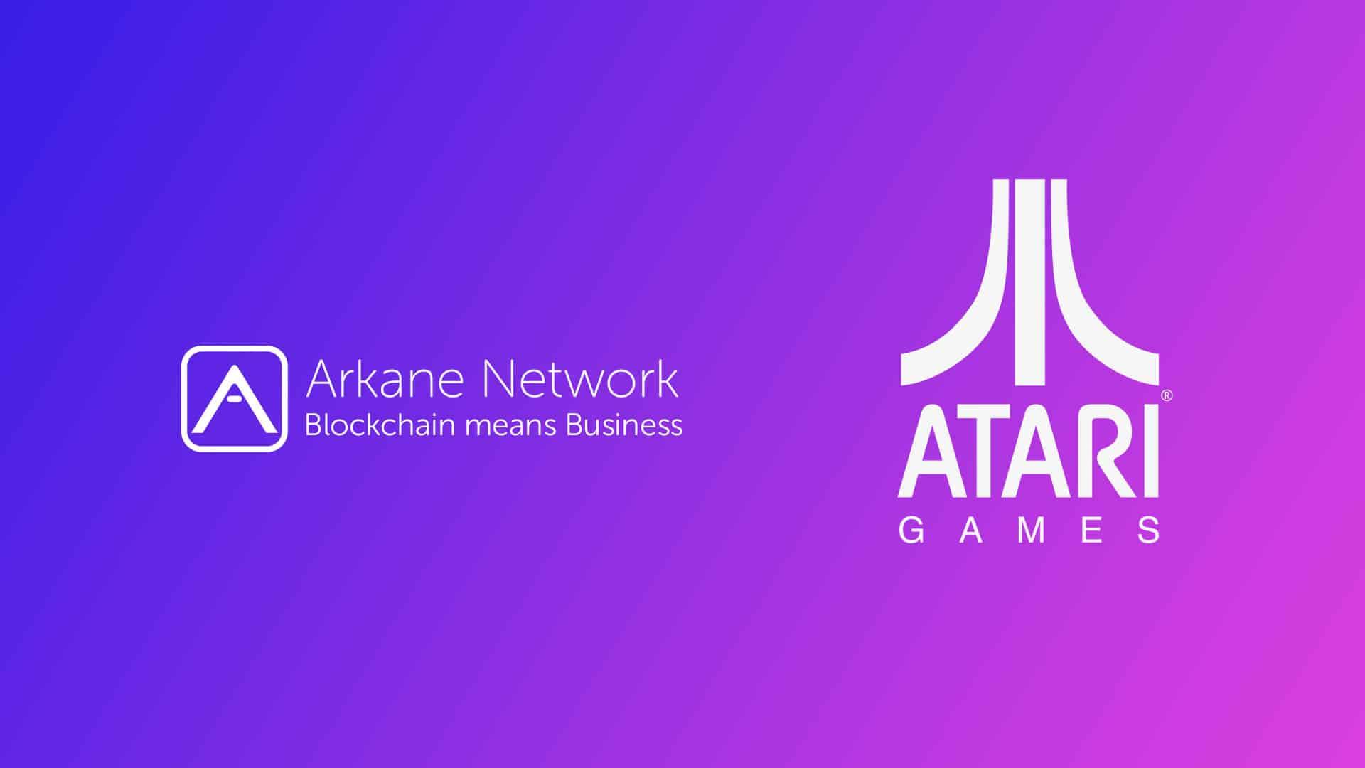Atari and Arkane Network Partnership
