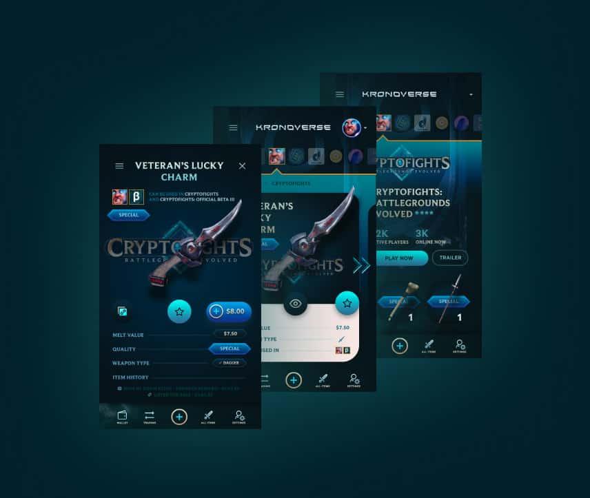 cryptofights items