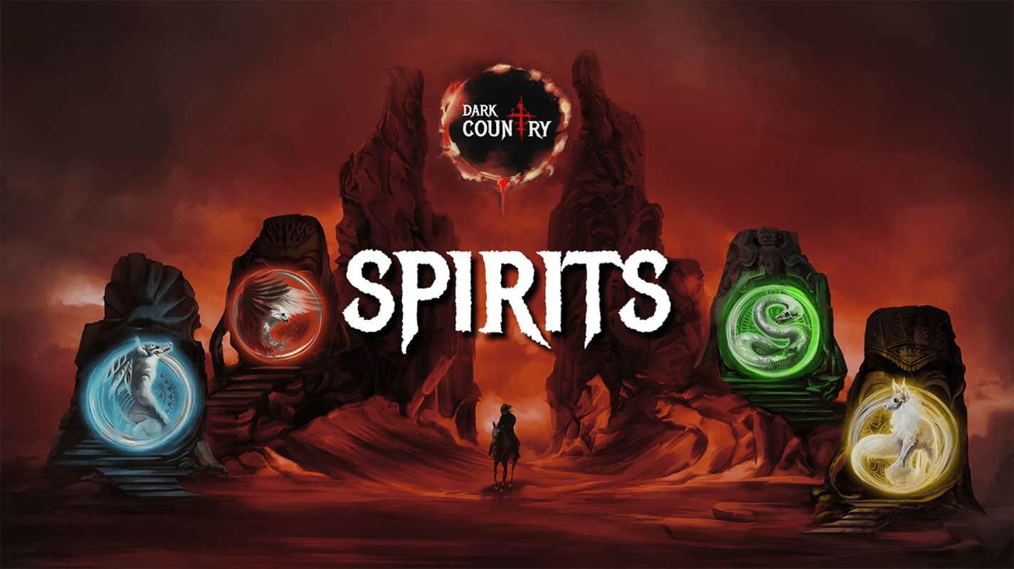 Dark Country Spirits