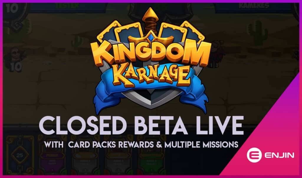 Kingdom Karnage closed beta release