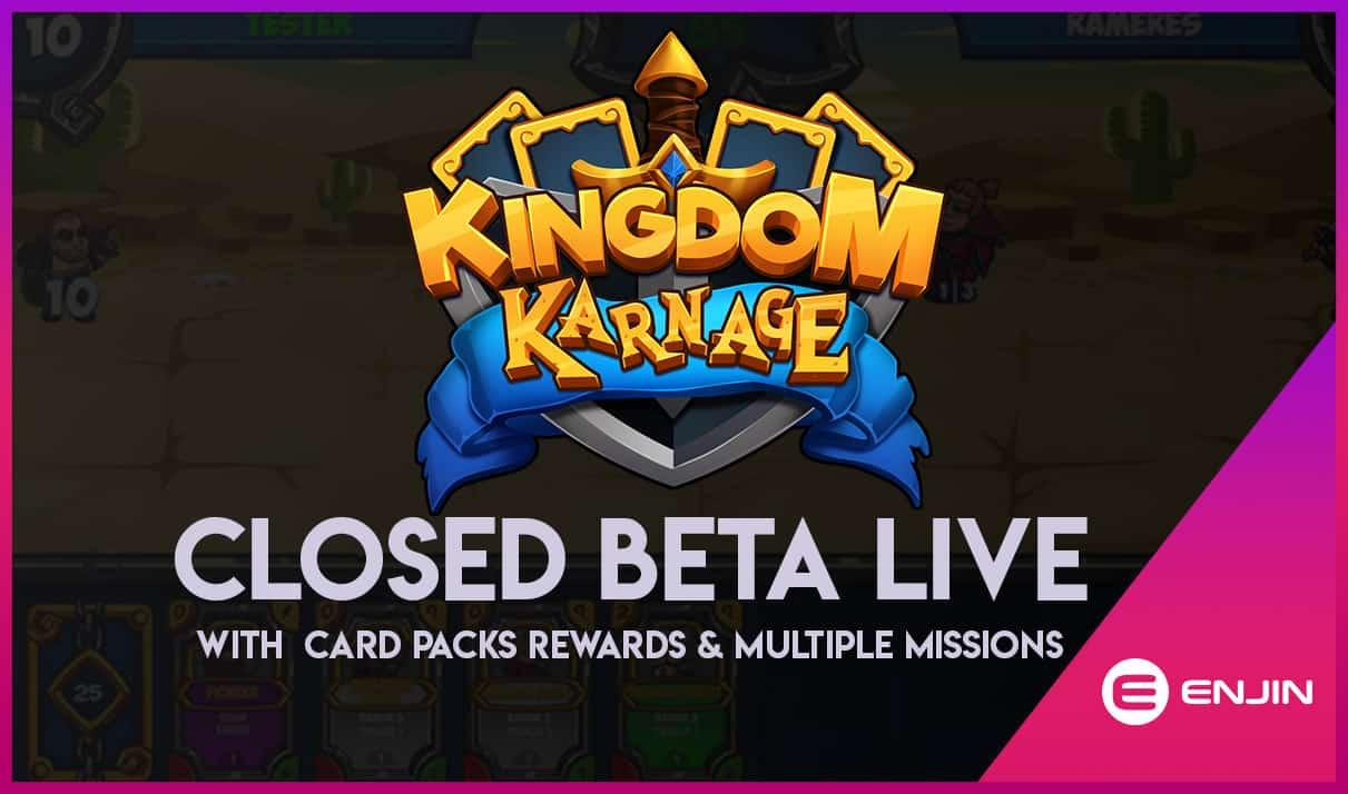 Kingdom Karnage closed beta release