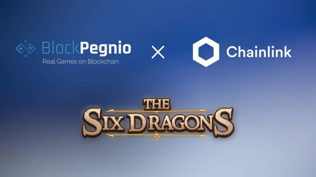 The Six Dragons VRF integration with Chainlink