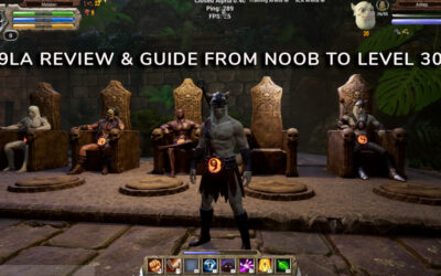 9Lives Arena Review – Guide From Noob to Level 30