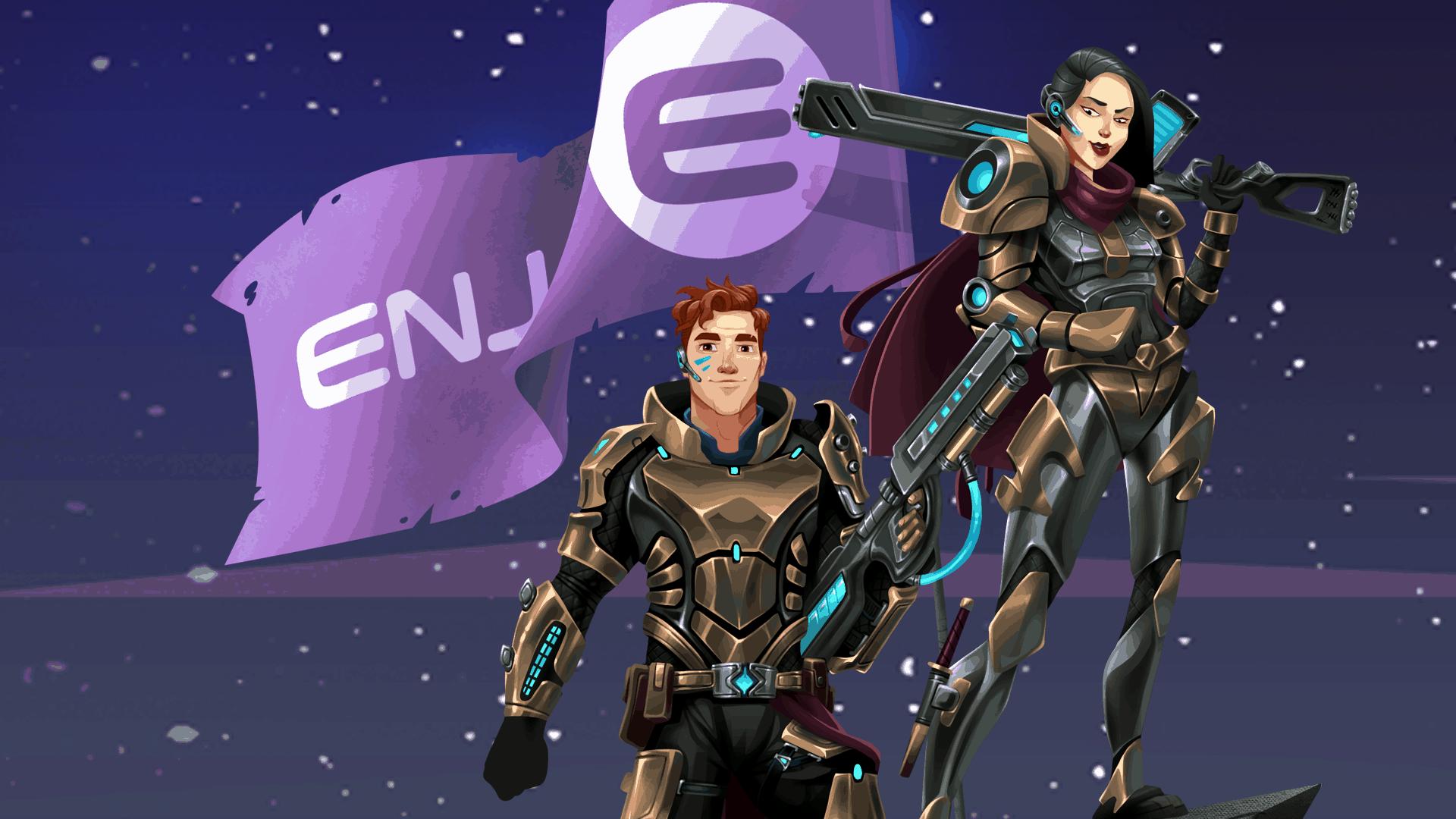 Enjin Launches Envoy Brand Ambassador Program