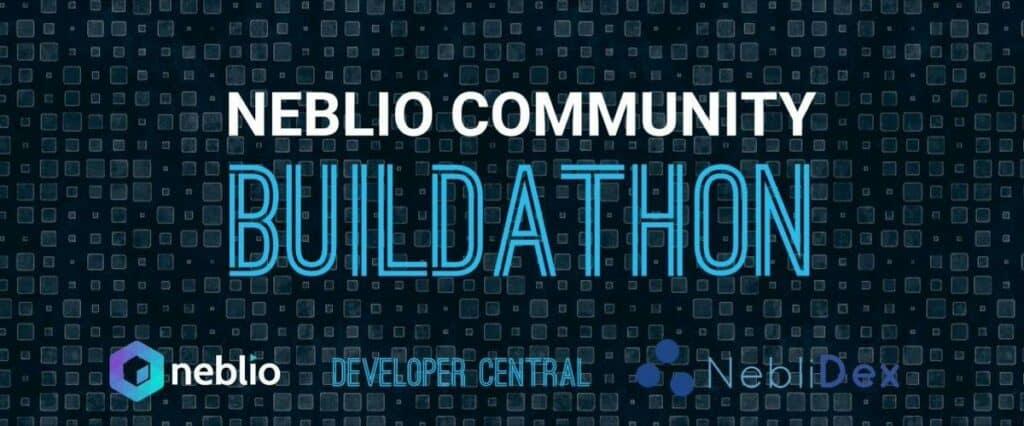 Neblio Buildathon dApp development contest