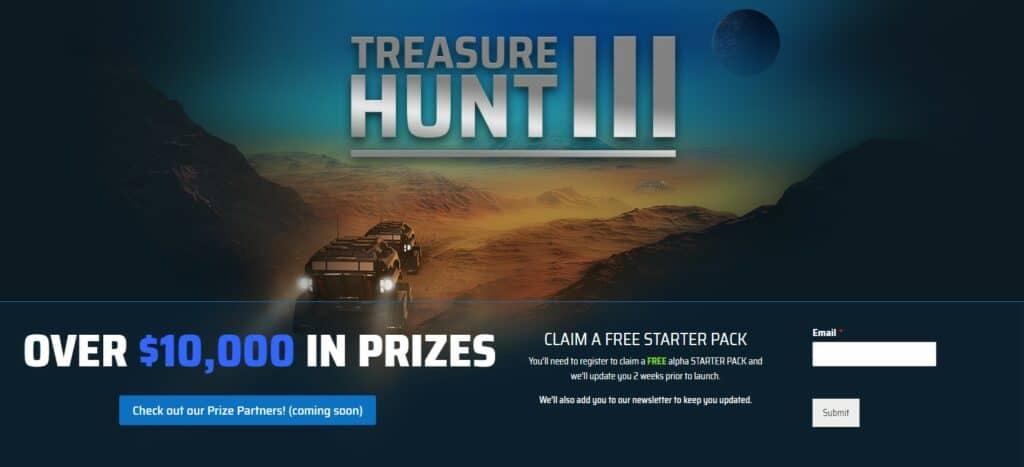 Taurion Treasure Hunt