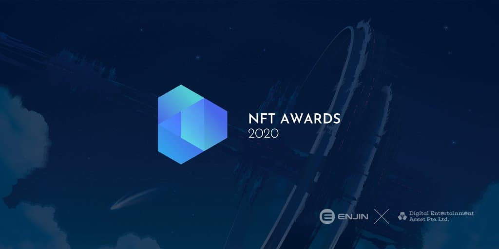 Bandai Namco Annual NFT Awards
