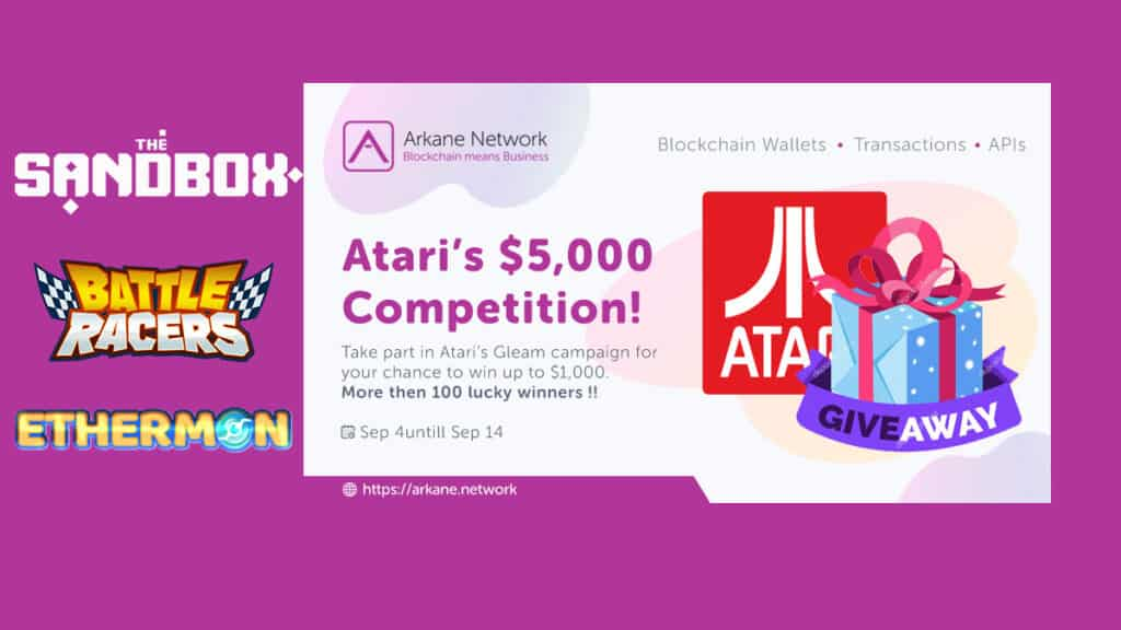 Atari Arkane Competition