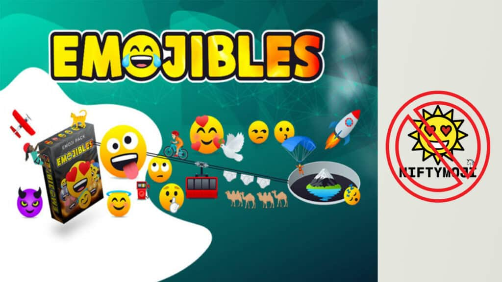 Emojibles Pave The Way After NiftyMoji Exit Scam