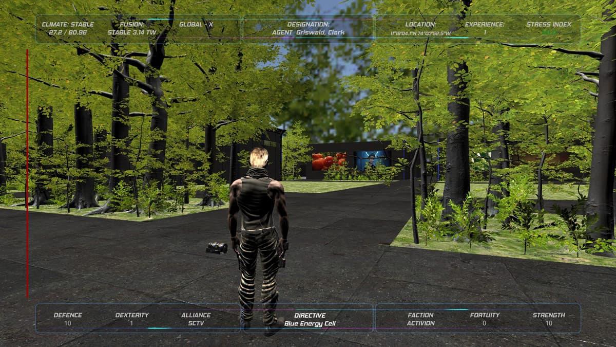 Wavelings MMORPG Game blockchain based Enjin