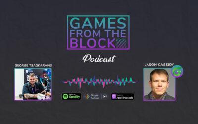 GFTB Podcast #4: Jason Cassidy – CEO of Game Credits