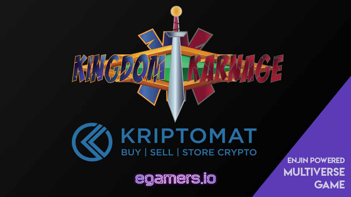 Kingdom Karnage to Integrate Kriptomat Services