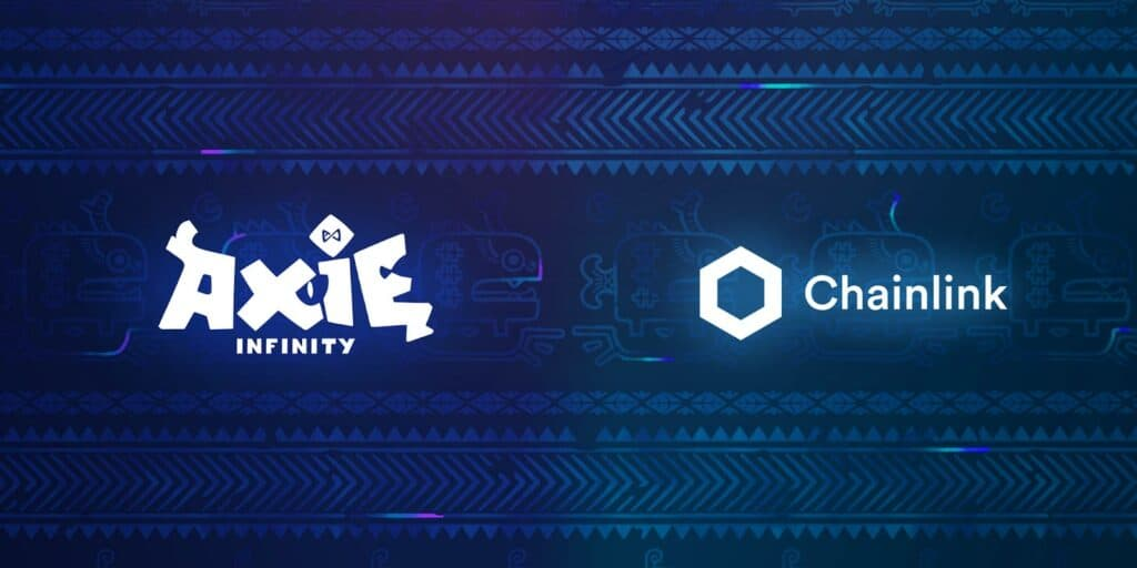 Axie Infinity Integrates Chainlink VRF and Price Feeds