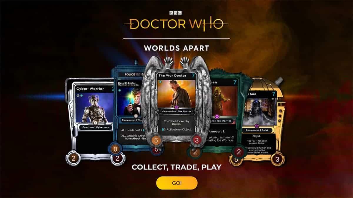 Doctor Wjo Worlds Apart