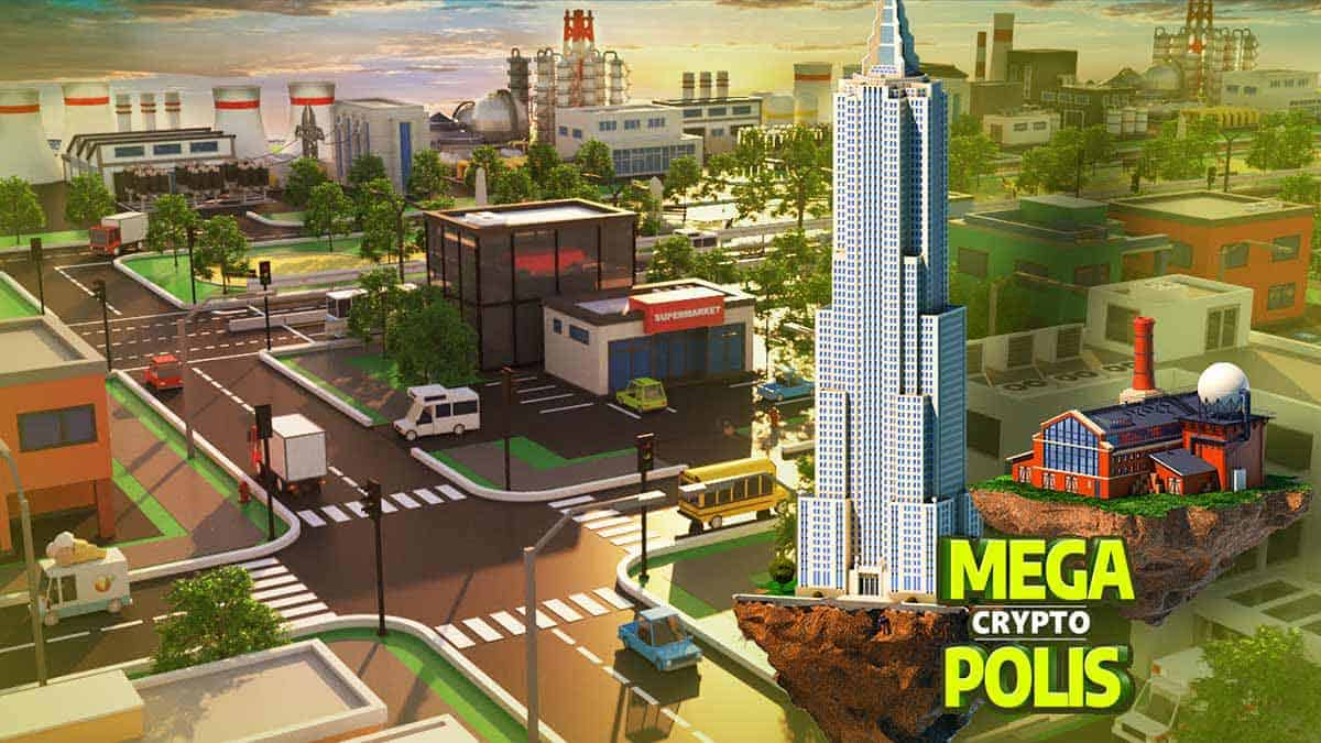 megacryptopolis matic integration