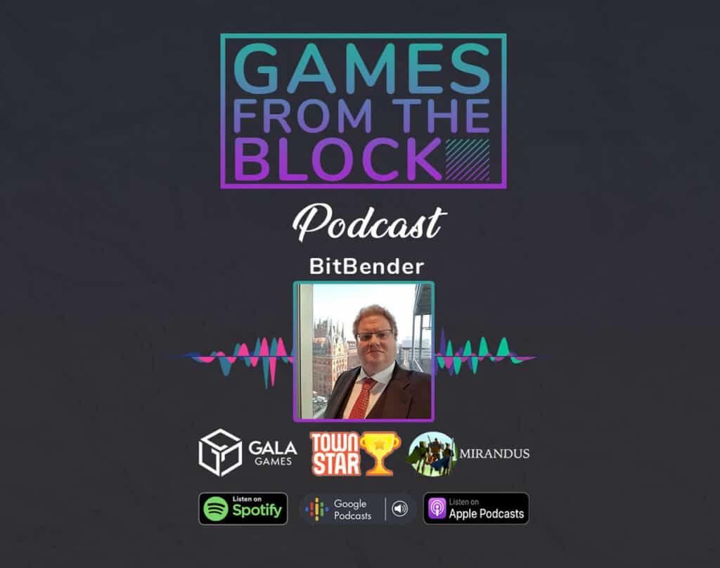 Gala Games, Town Star & Mirandus With Jason Brink