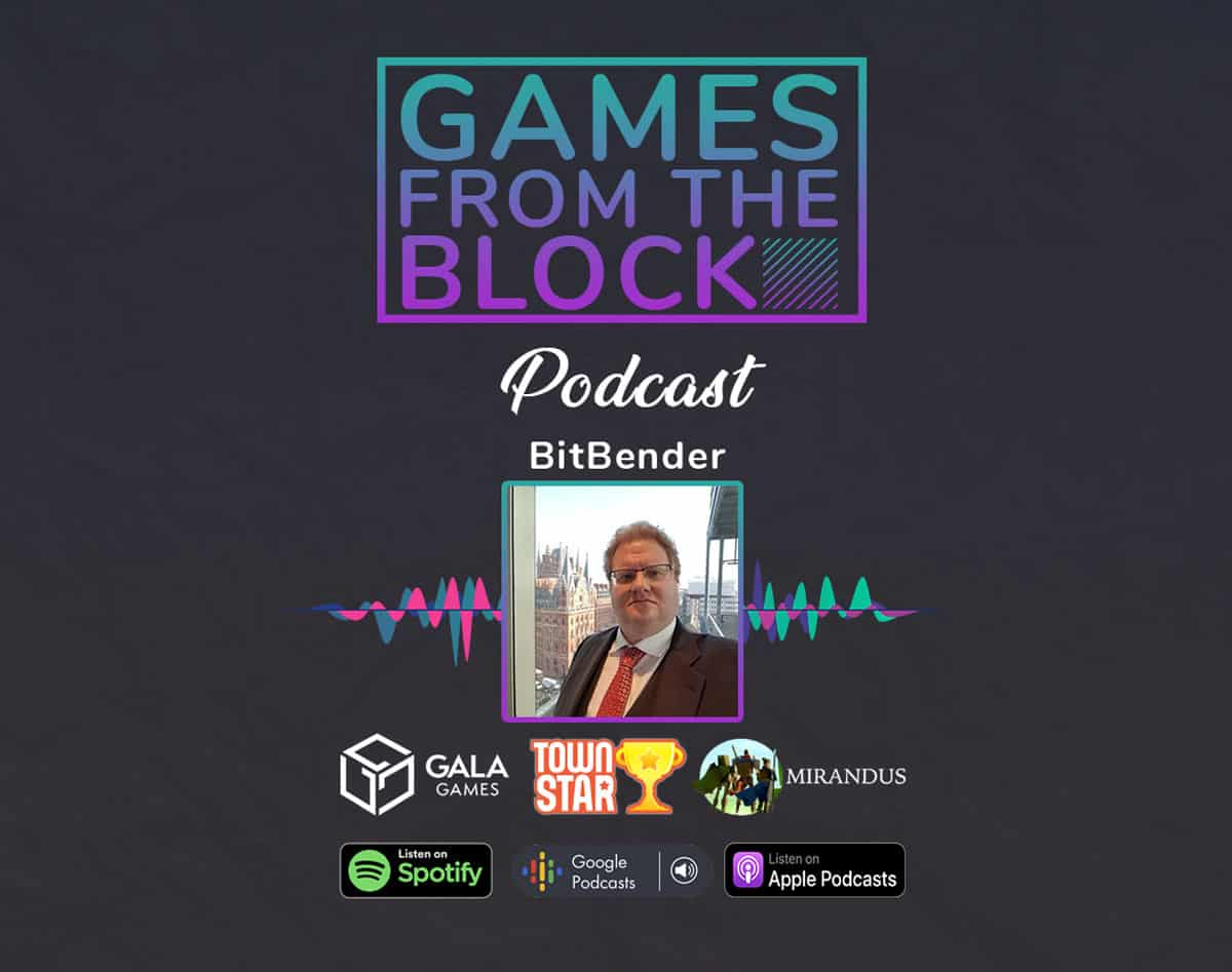 Gala Games, Town Star & Mirandus With Jason Brink