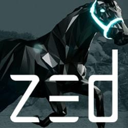 ZED Run blockchain game logo
