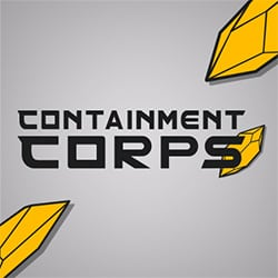 Containment Corps enjin based game.