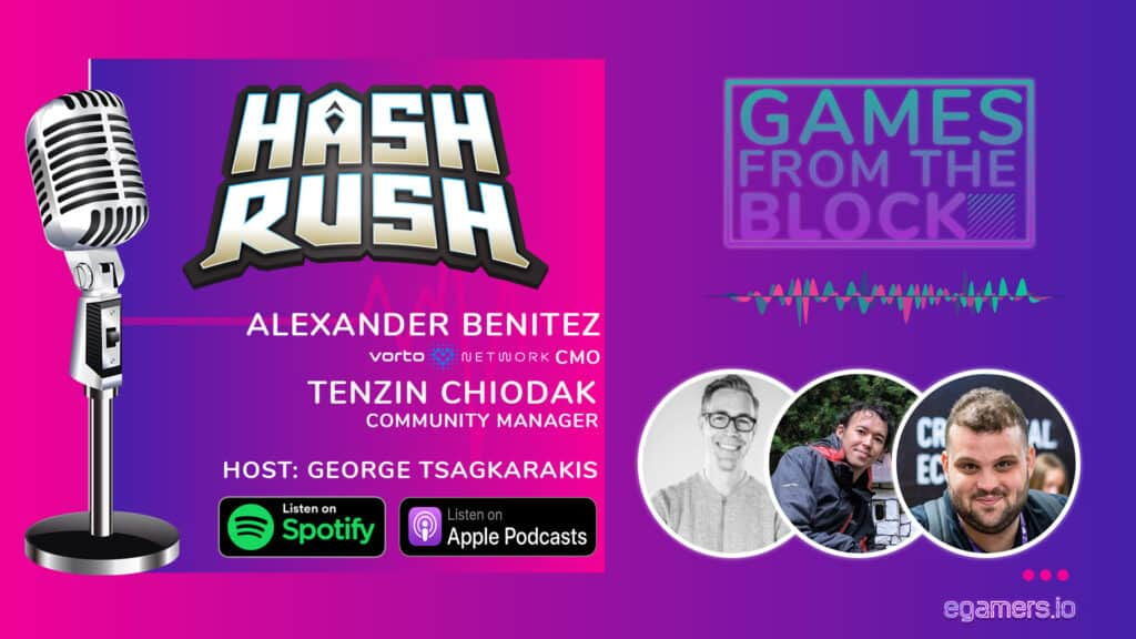 Talking Hash Rush with CMO