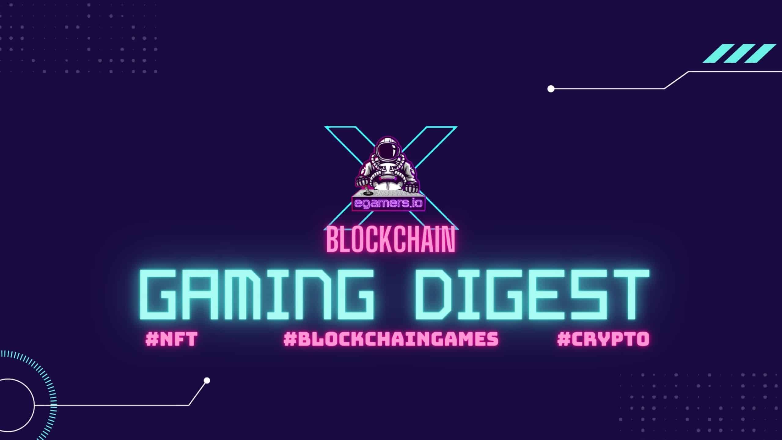 Blockchain Gaming Digest