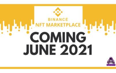 Binance NFT Marketplace
