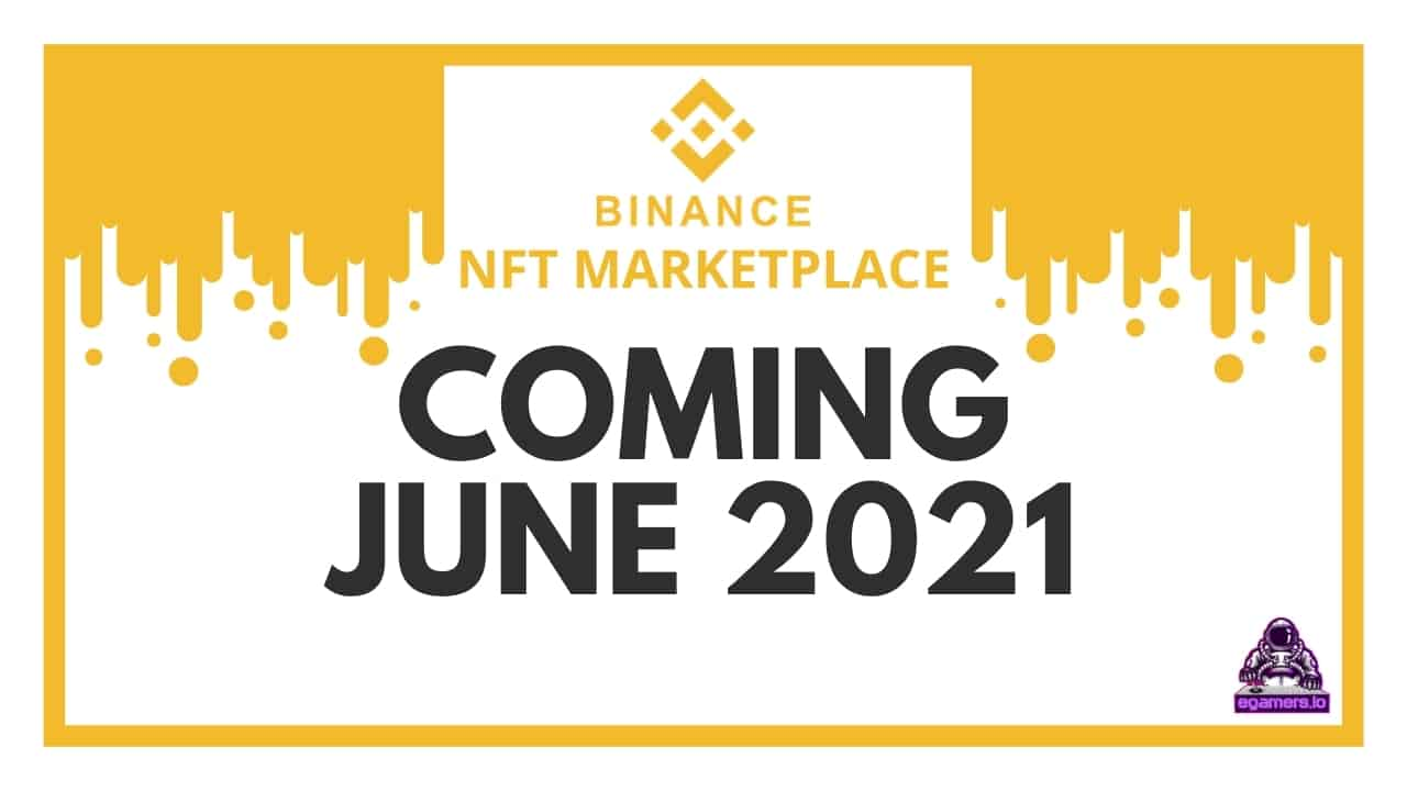 Binance NFT Marketplace