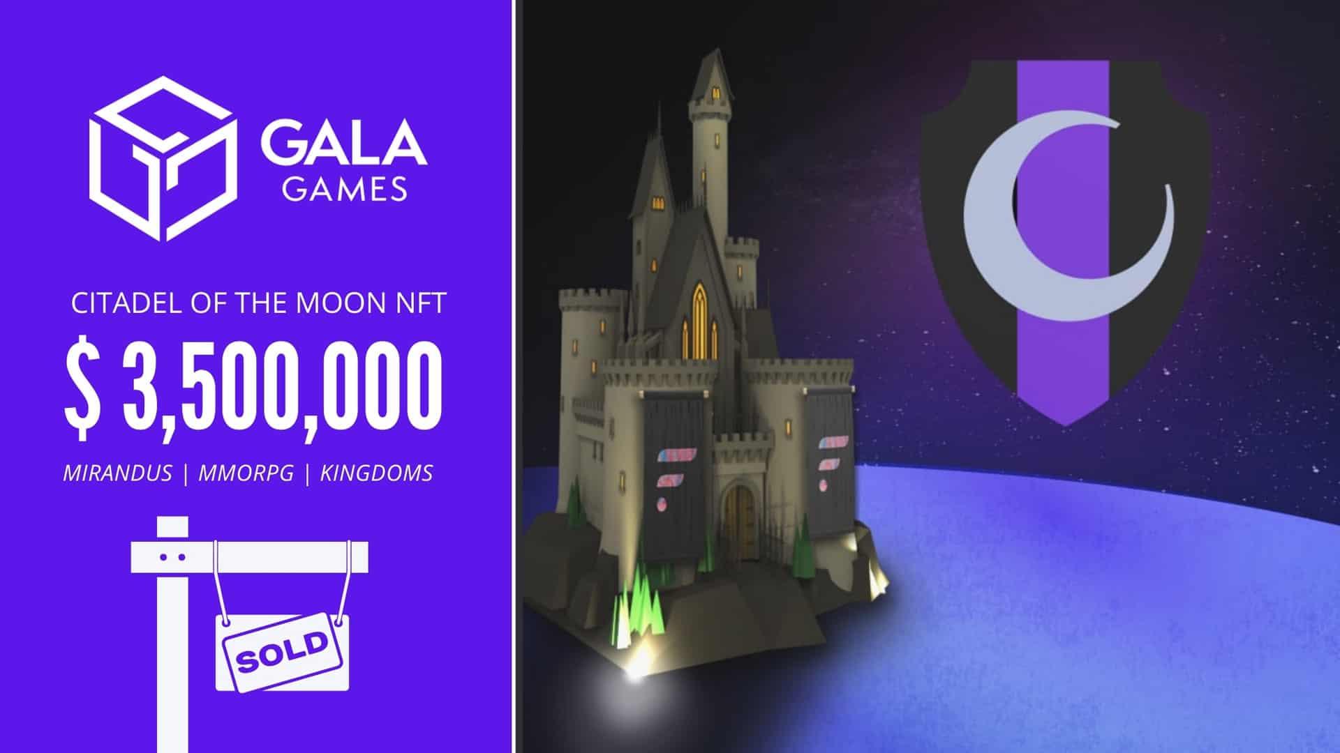 Citadel of the moon in Mirandus