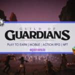 Guild of Guardians Play to earn NFT Game.