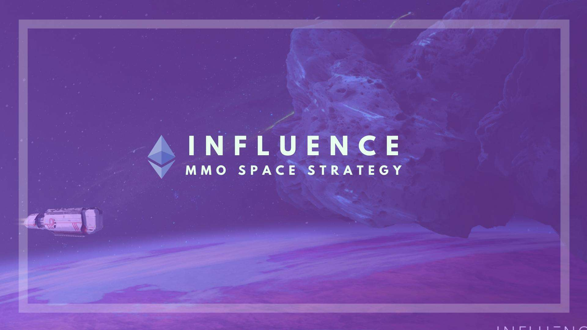 Influence MMO strategy game