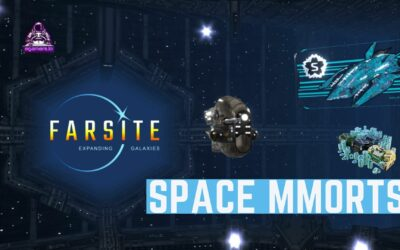 Farsite : Play To Earn DeFi MMORTS Game