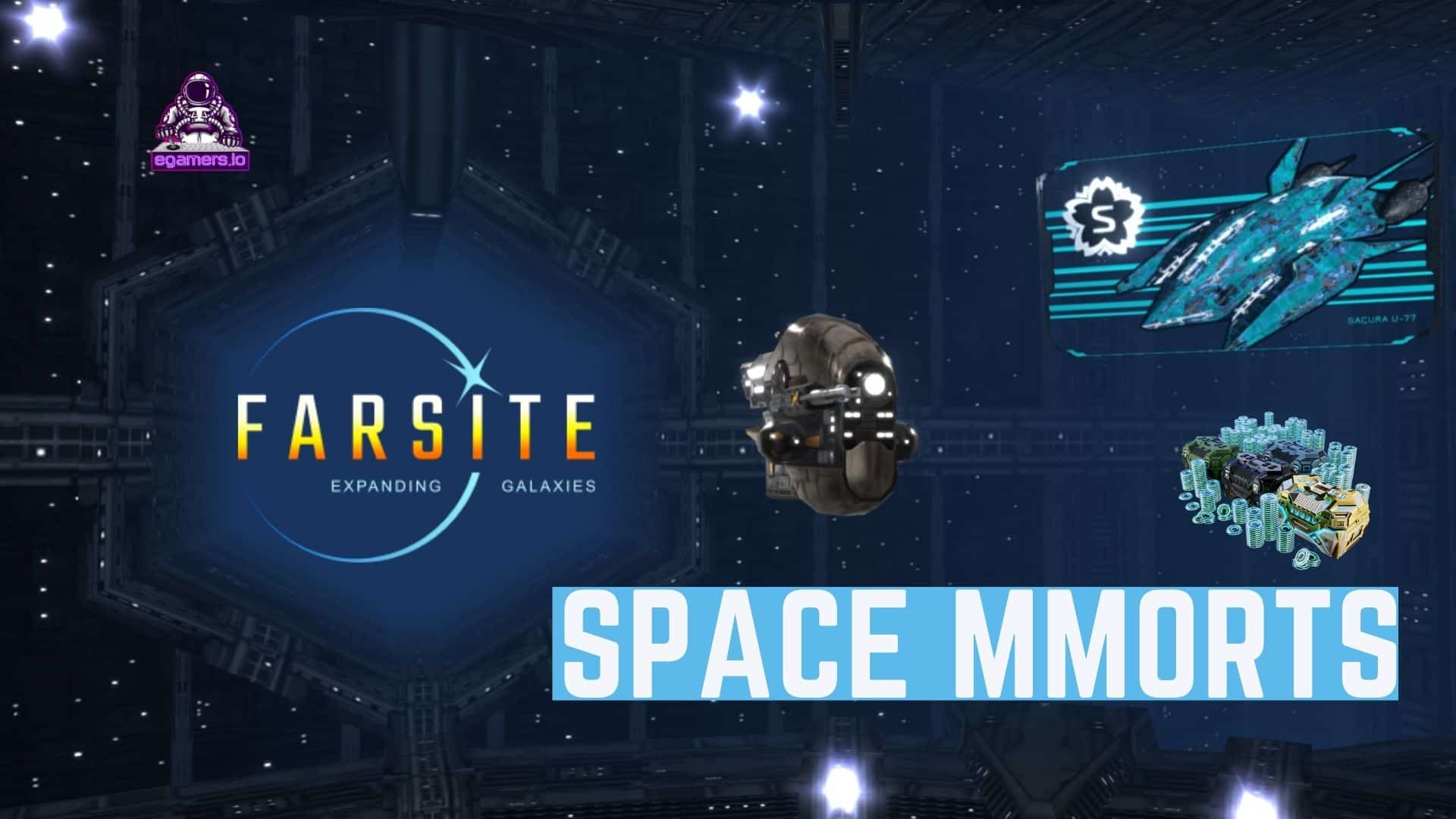 Farsite Space MMORTS game
