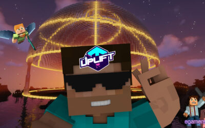 Uplift World: The Play To Earn Minecraft Metaverse You Want In.