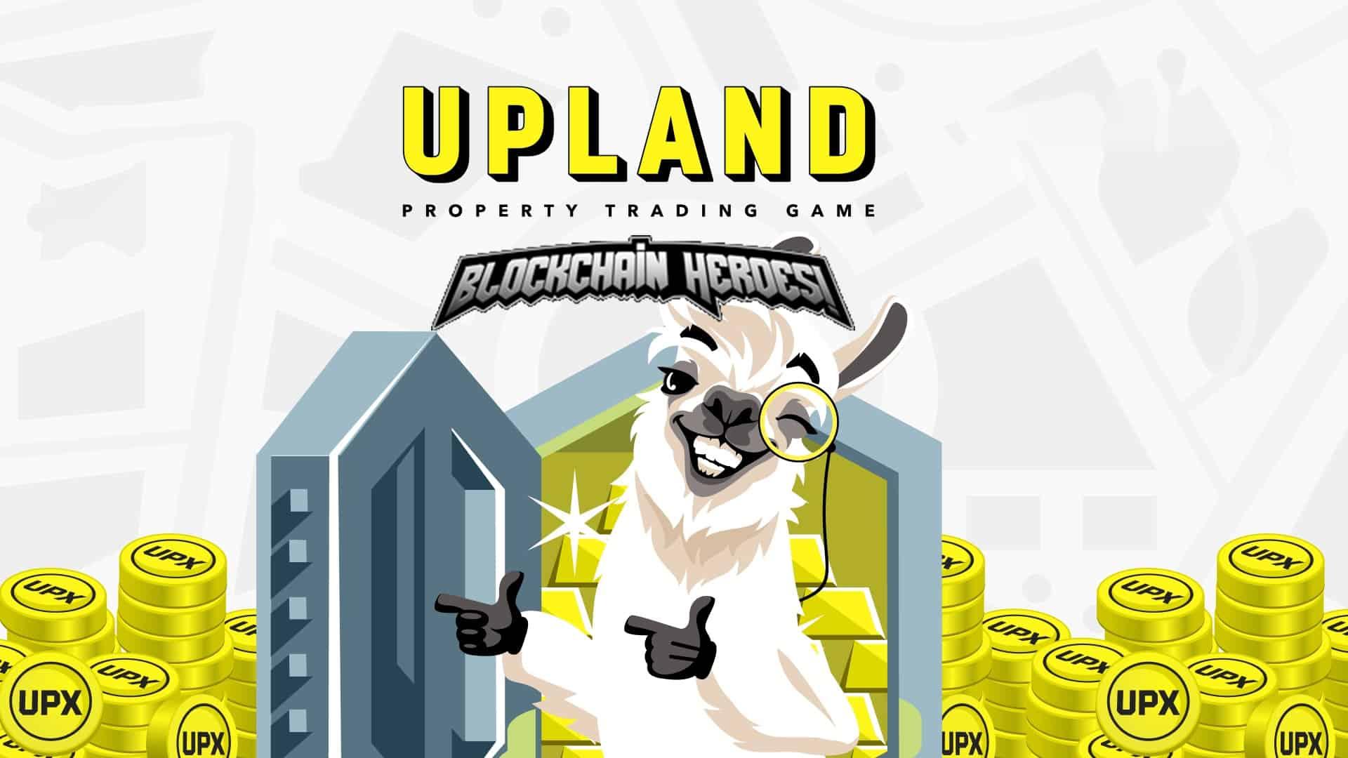 Upland Blockchain Heroes