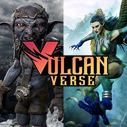 Vulcanverse mmo rpg virtual world