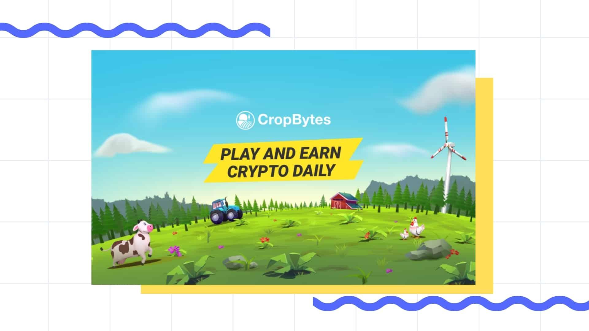 CBX Token by Crop Bytes