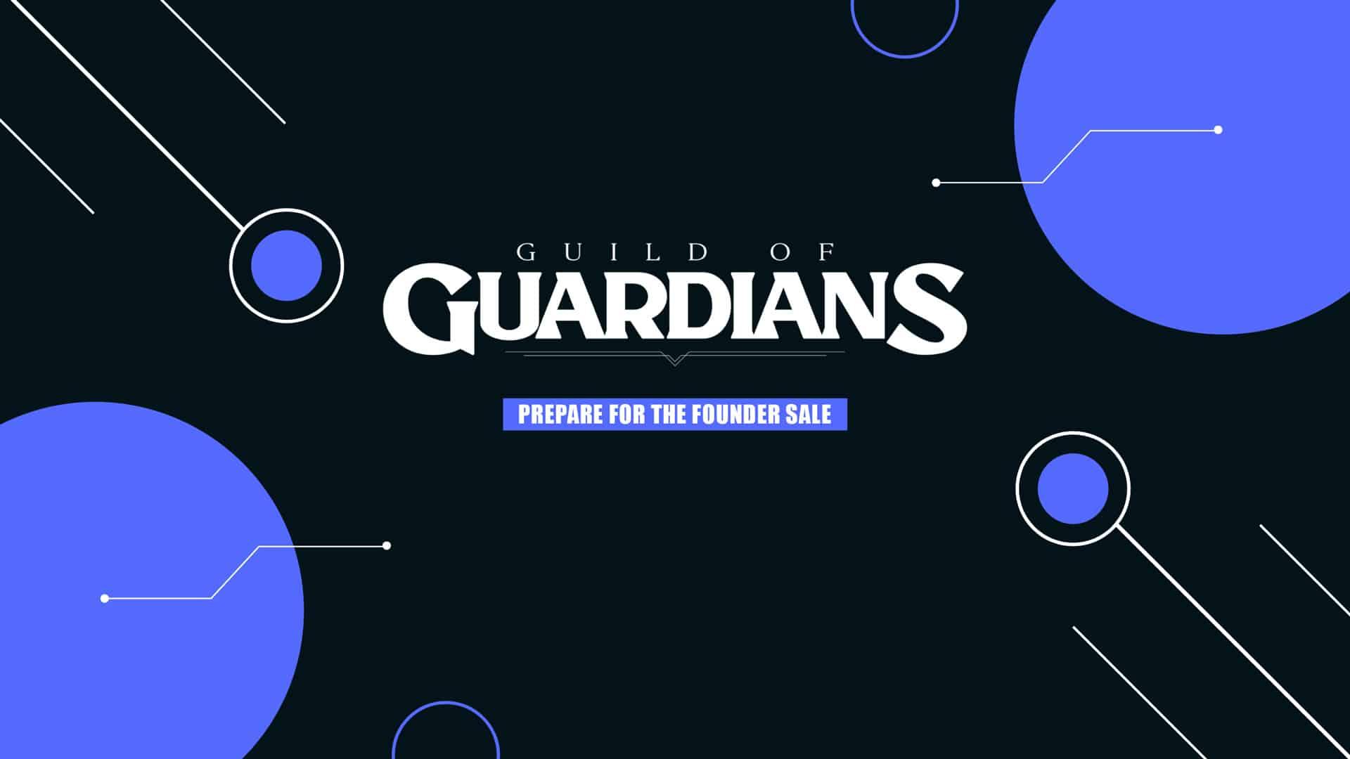 Guild of Guardians Founder Sale