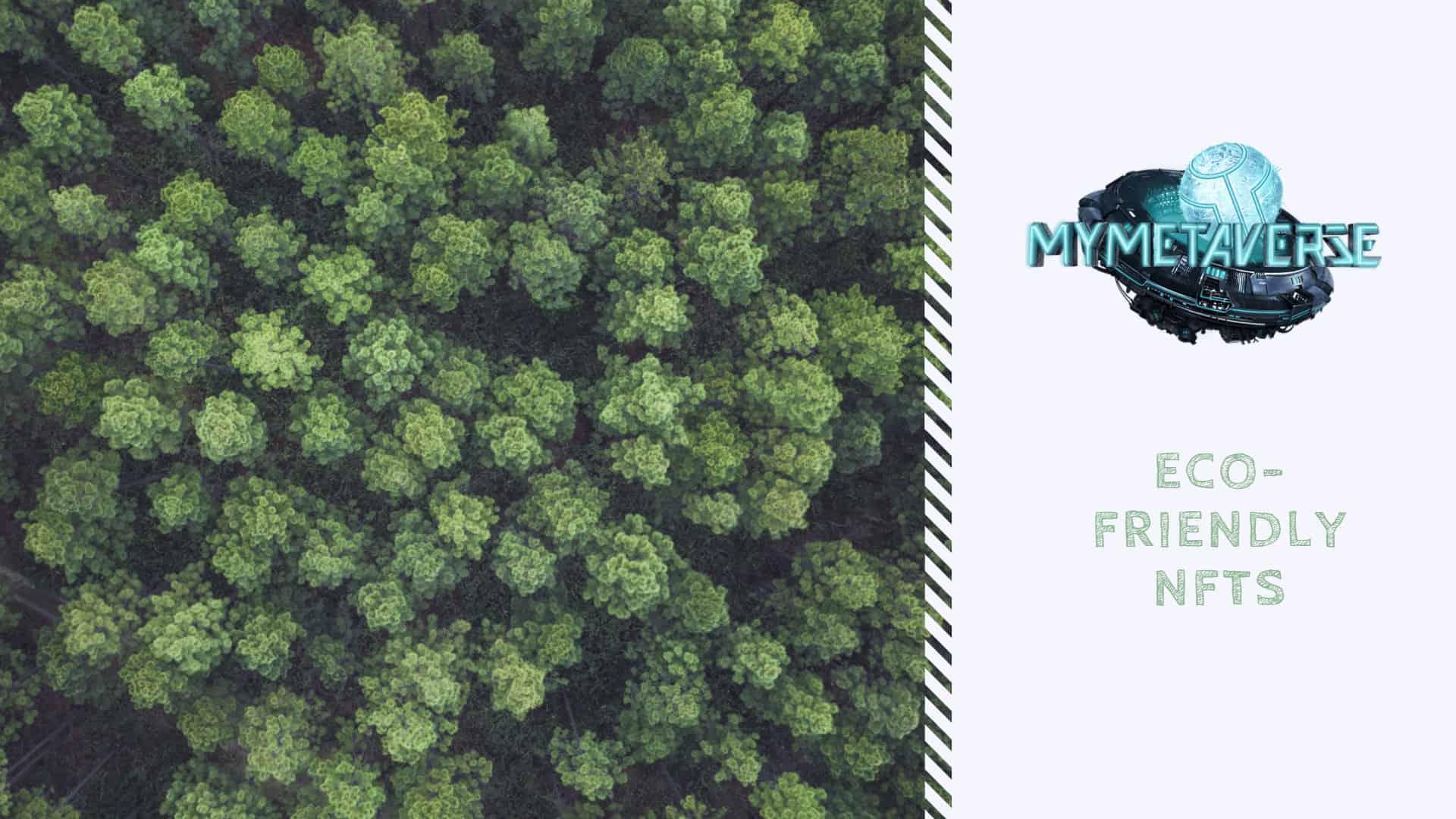 MyMetaverse Eco Friendly Gaming Platform