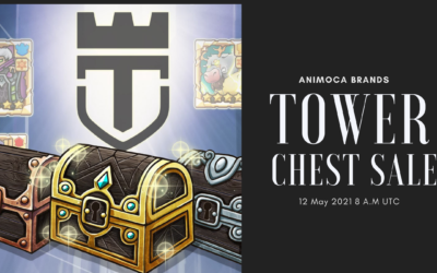 First Official TOWER Chest Sale Will Launch on May 17th, 2021