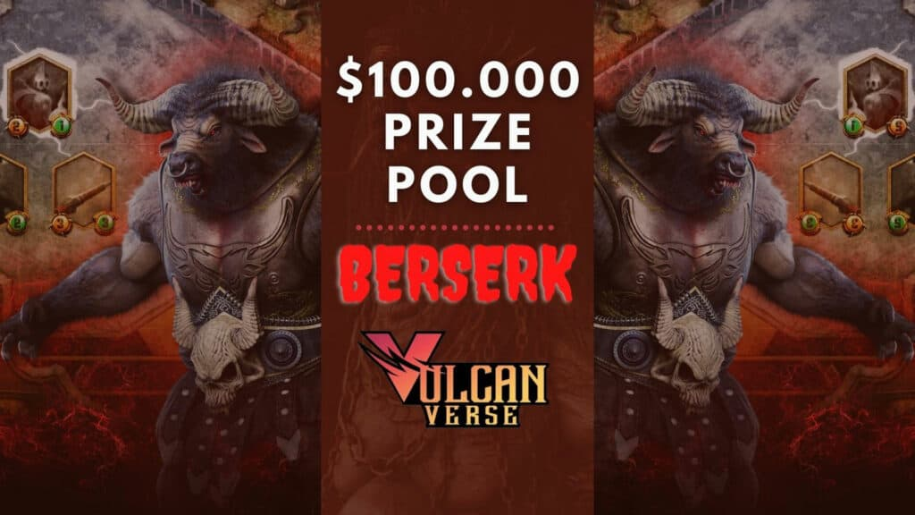 Berserk season one prize pool