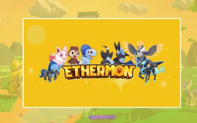 Ethermon to Launch IDO Token Sale on Polkastarter