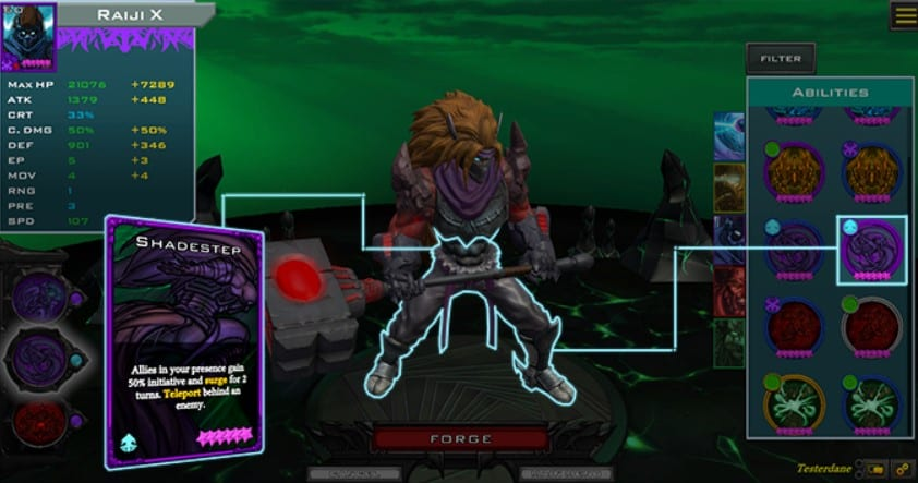 Hell Hades: Incarnate - The Newest Vulcan Forged Game