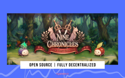 Nine Chronicles Blockchain Game Overview